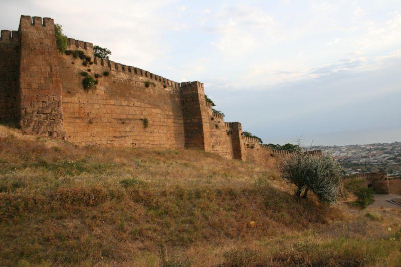 """Крепость """"Нарын-Кала"""""""