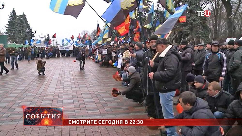 """Смотрите в 22:30 специальный репортаж """"Украина. Зима незалежности"""""""