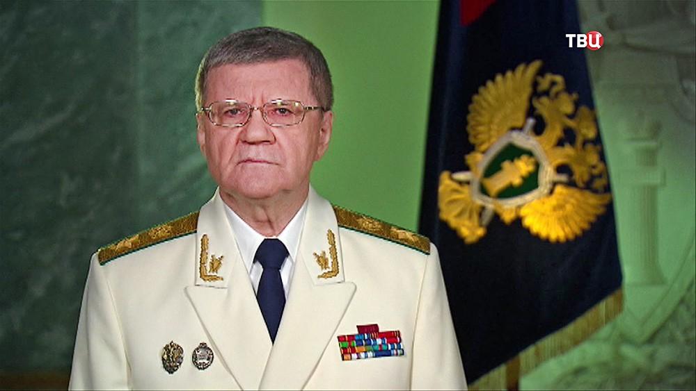 Генпрокурор России Юрий Чайка