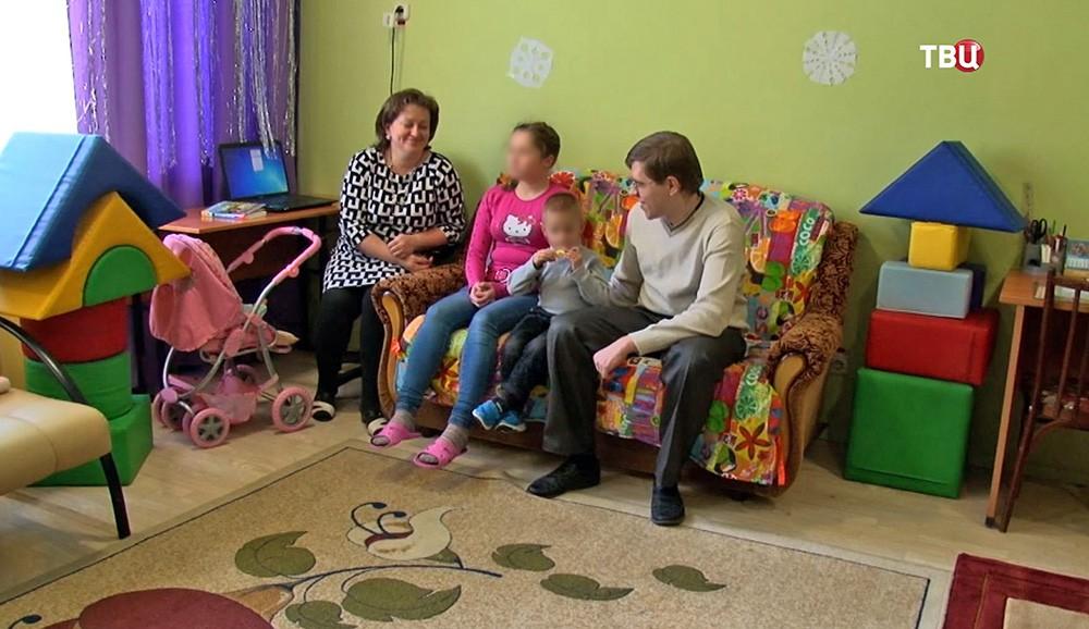 Вернувшиеся из Киргизии дети