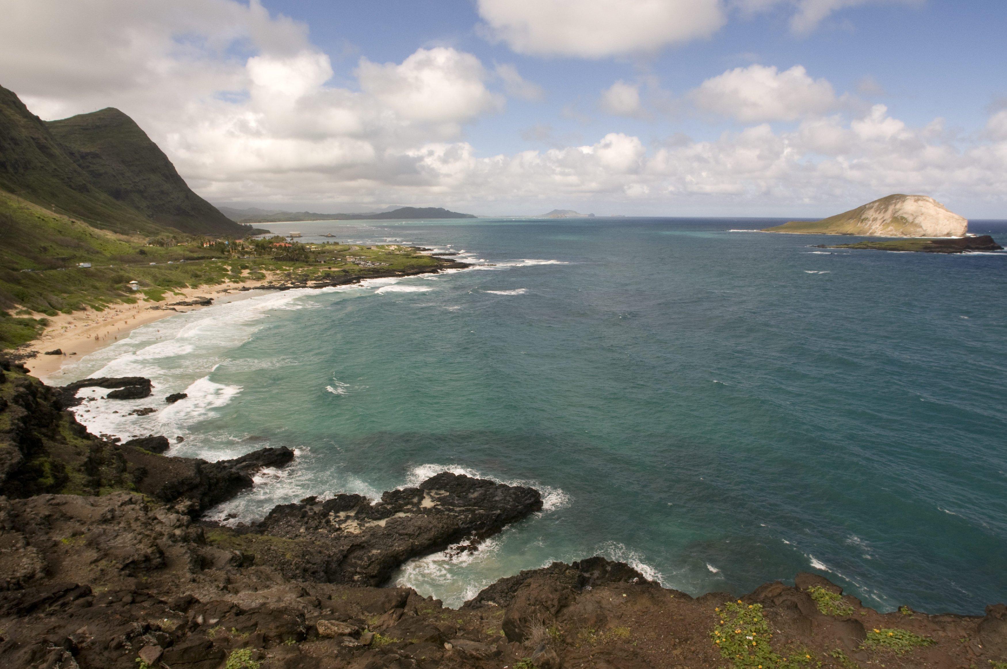 Побережье Гавайских отровов