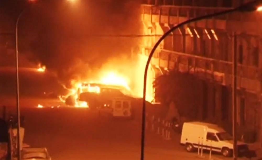 Спецоперация в Буркина-Фасо