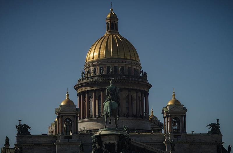 Исаакиевский собор в Санкт-Петербурге