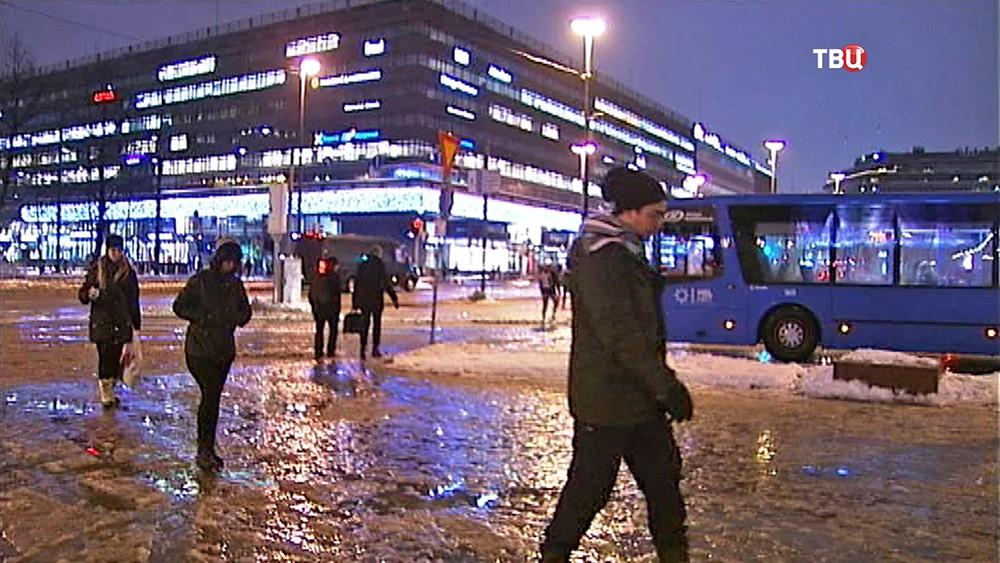 Мигранты в Финляндии