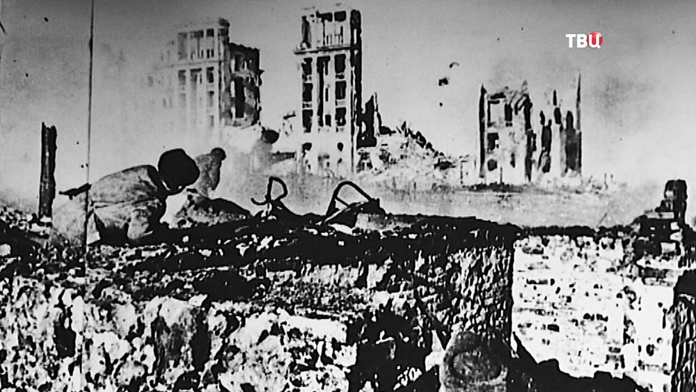Военные действия во время Второй мировой войны