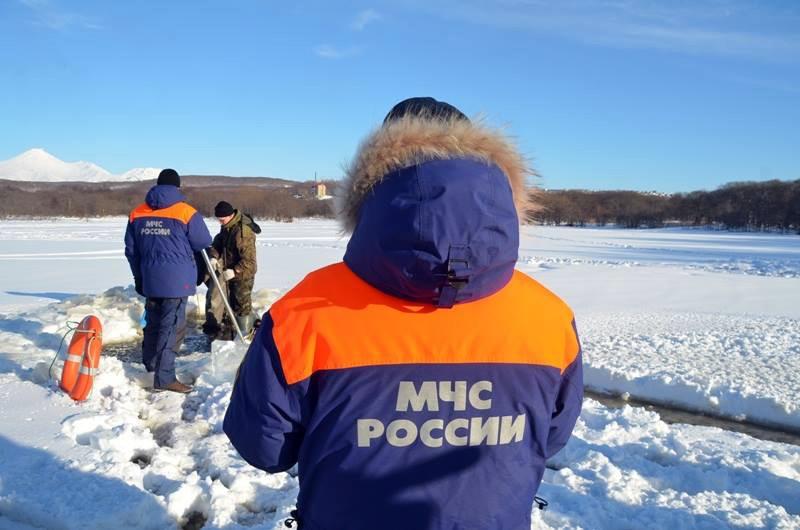 Поисково-спасательные работы МЧС России