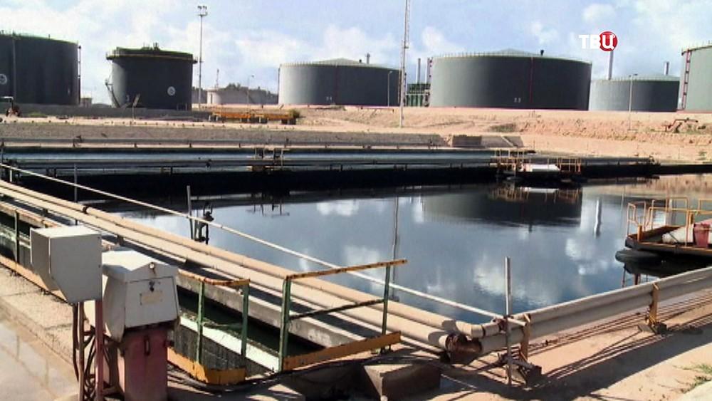 Нефтехнанилище