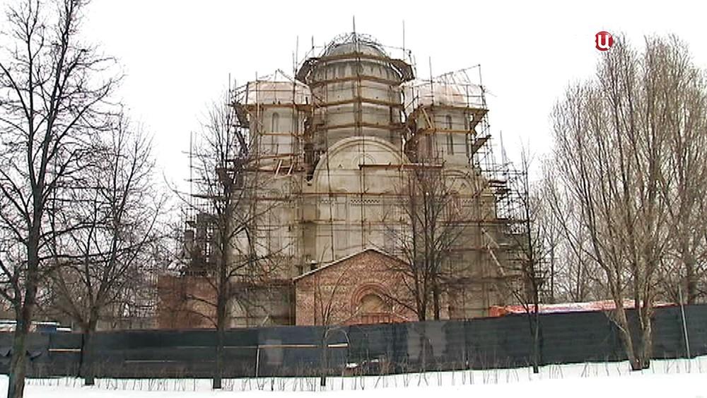 Храм в честь Торжества Православия