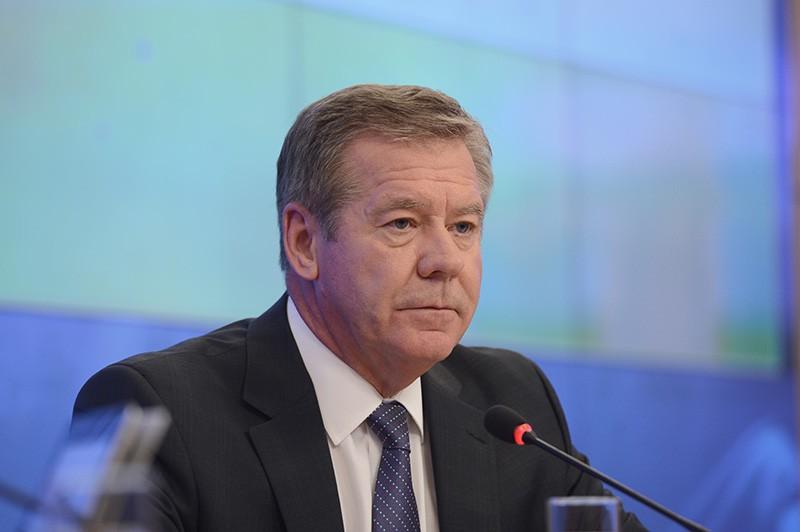 Заместитель министра иностранных дел России Геннадий Гатилов