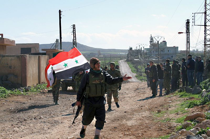 Сирийская армия
