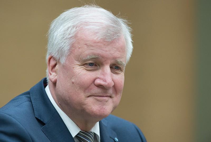 Премьер-министр Баварии Хорст Зеехофер