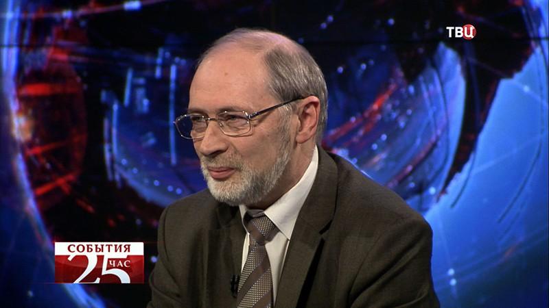 Роман Вильфанд, директор Гидрометцентра России
