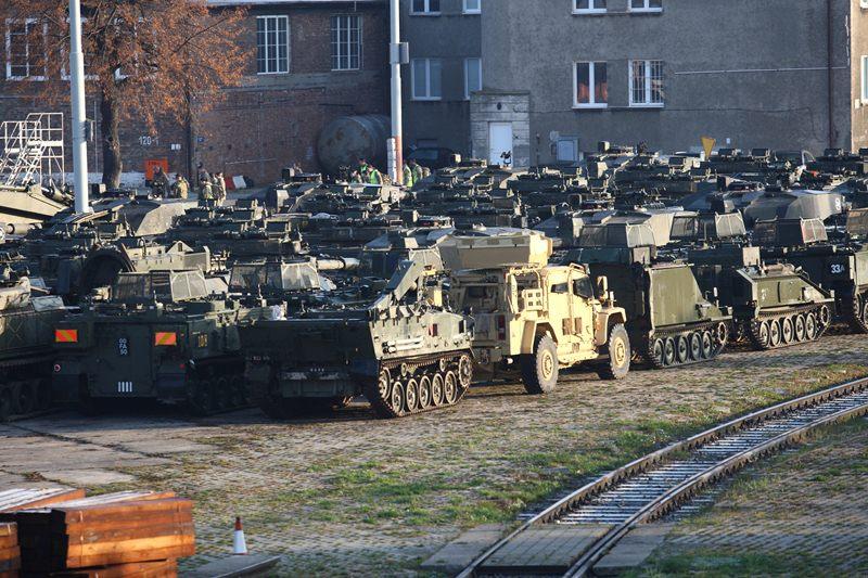 Военная техника Великобритании