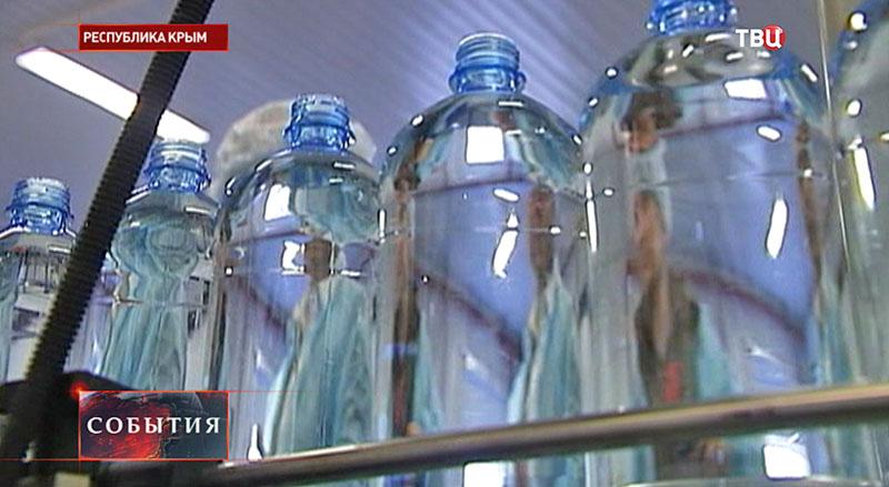 Фабрика по производству воды