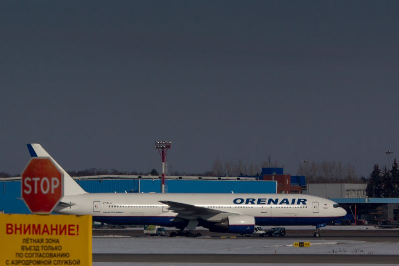 Boeing-777 Orenair