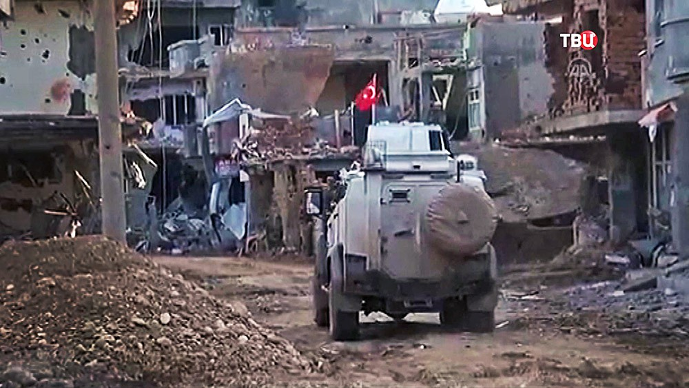 Военная техника турецкой армии