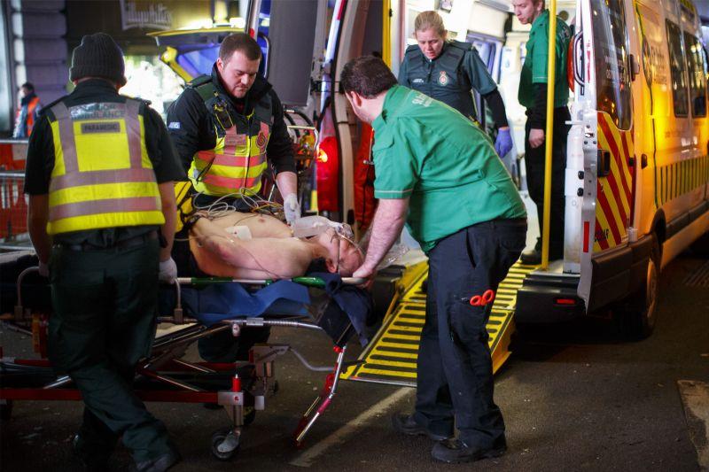 Спасательные службы Великобритании