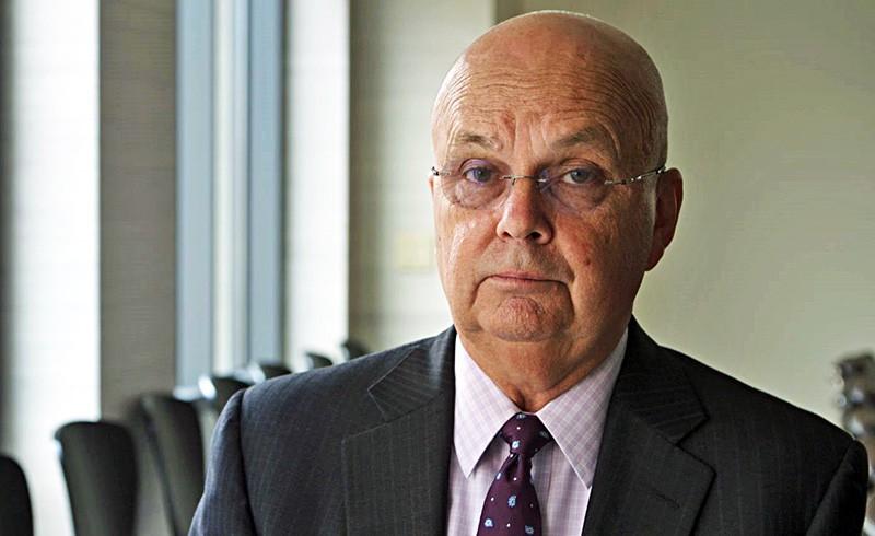 Бывший директор ЦРУ и АНБ США генерал Майкл Хейден