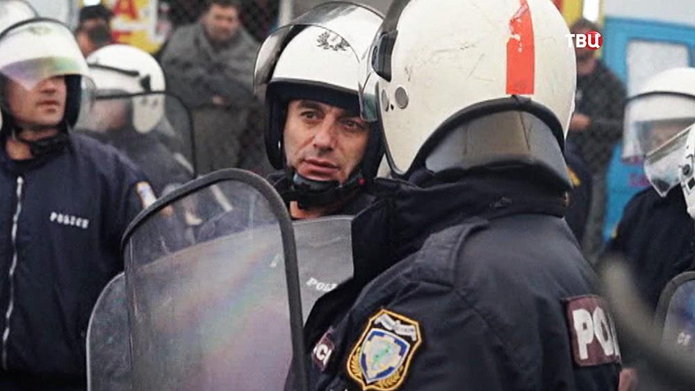 Полиция Греции