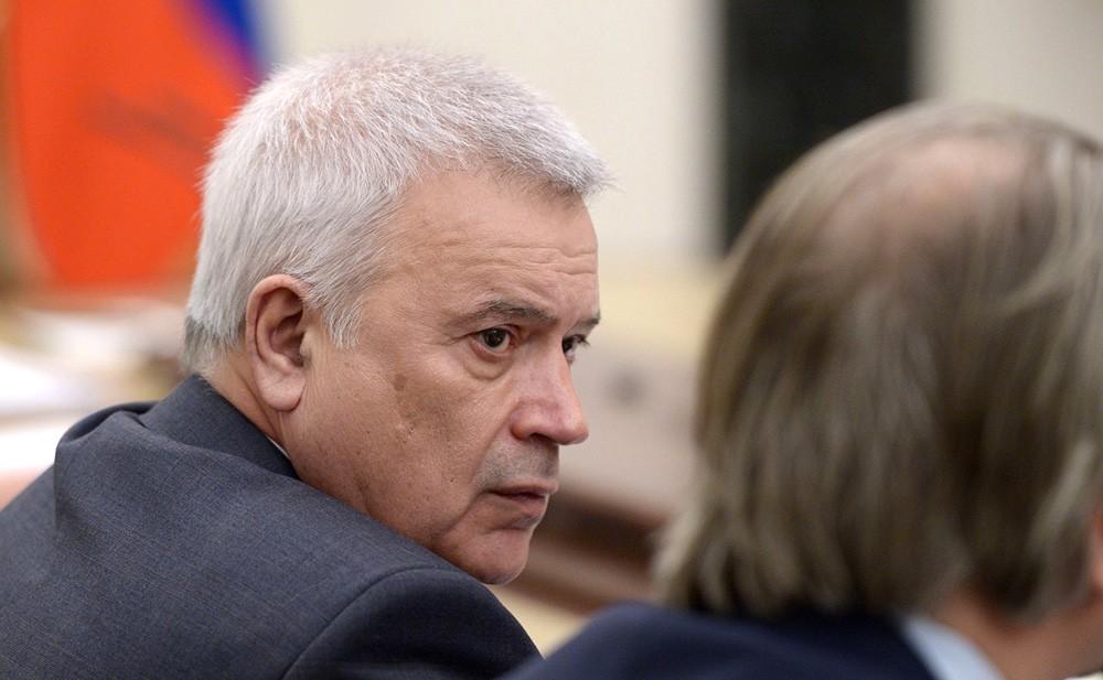 Президент компании «ЛУКОЙЛ» Вагит Алекперов