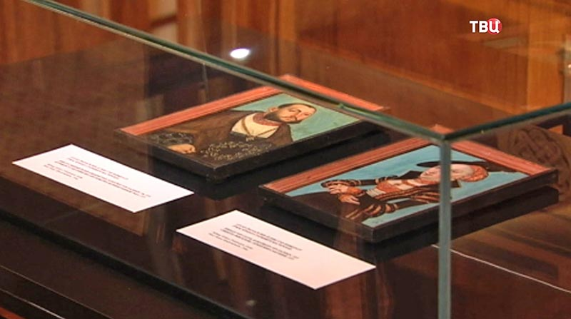 Выставка отца и сына Кранахов