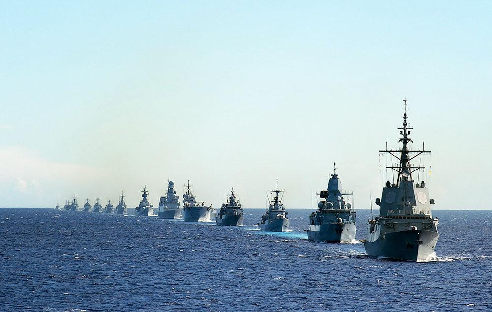 Групировка ВМФ сил НАТО