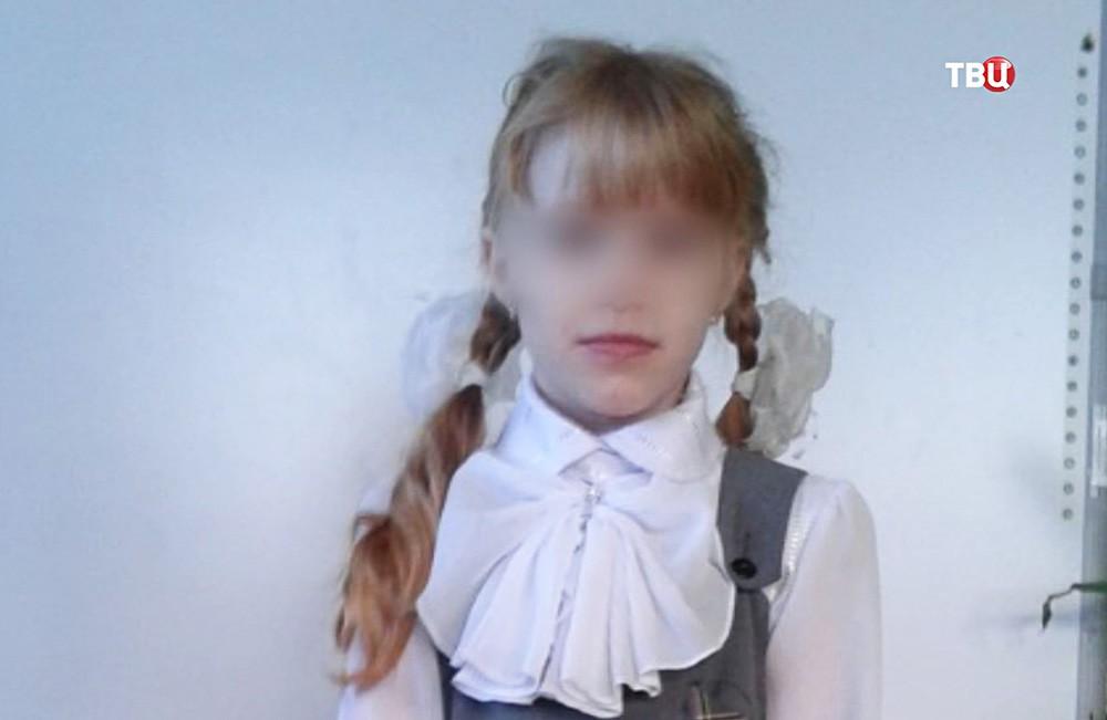 Девочка сбитая водителем в Подмосковье