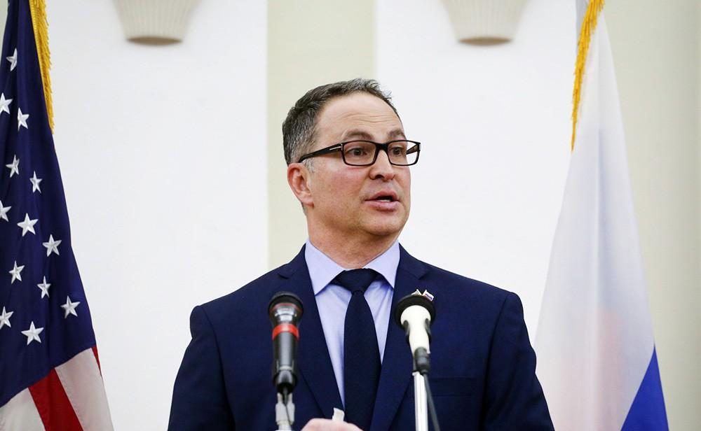 Начальник европейского отдела следственной службы министерства внутренней безопасности США Грант Лукас
