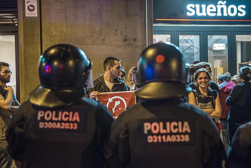 Полиция Испании