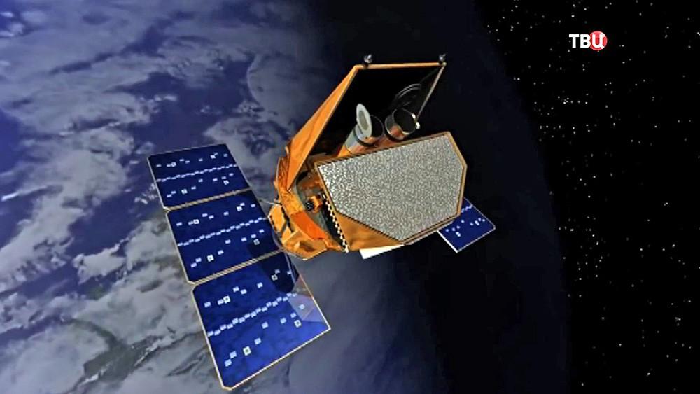 Телескоп на орбите