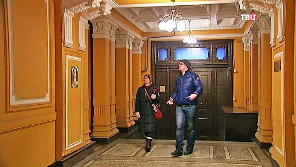 Экскурсия по парадным Санкт-Петербурга