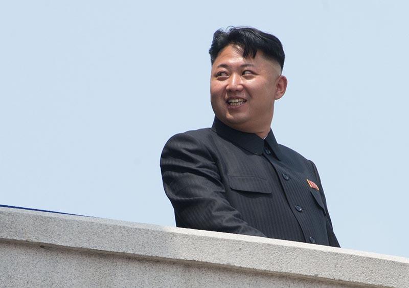 Первый секретарь Центрального комитета Трудовой партии Кореи Ким Чен Ын