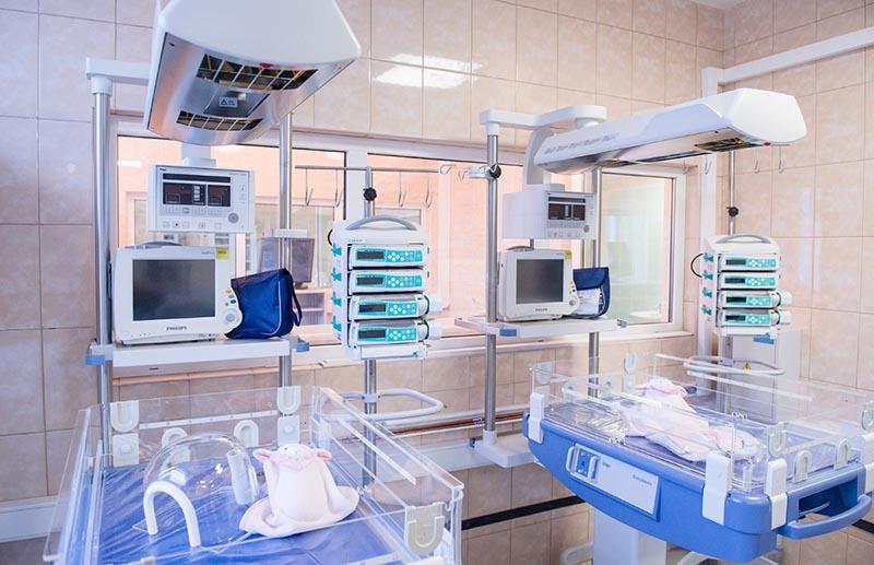 Медицинское оборудование роддома