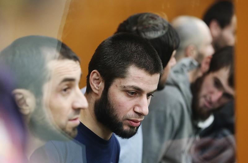 Обвиняемые в подготовке теракта на 9-ое мая 2014 года в подмосковном Одинцове