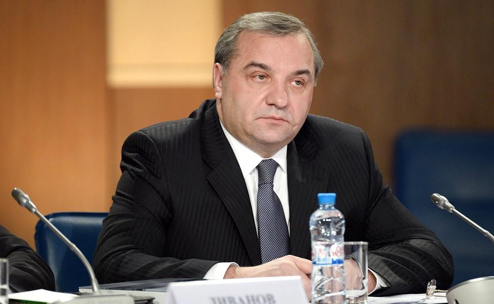 Глава МЧС Владимир Пучков