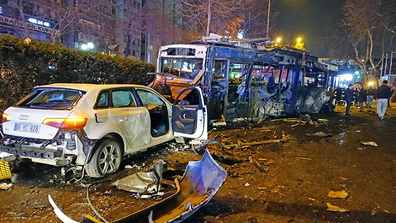 Последствия теракта в Анкаре