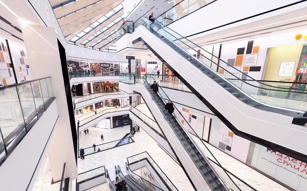 Многофункциональный торгово-развлекательный центр на юго-западе