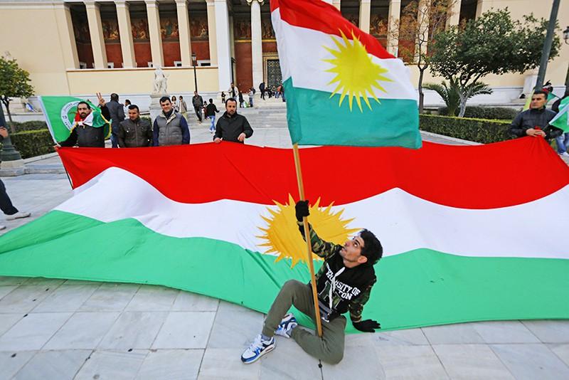Флаги Курдистана