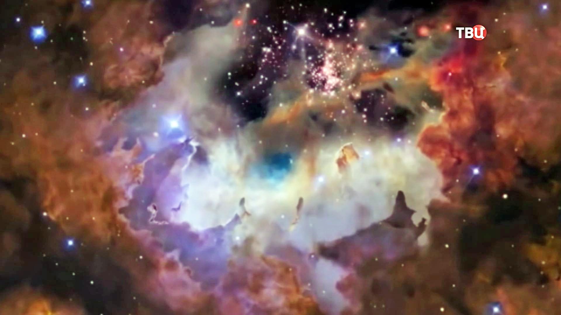 Космические туманности