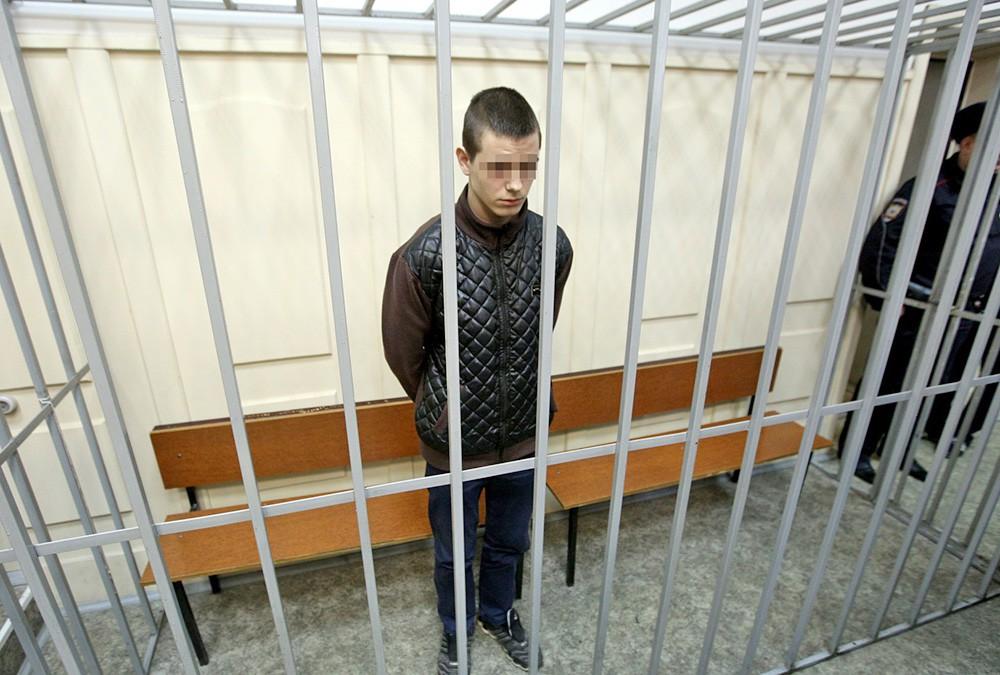 Алексей Гурылев, подозреваемый в убийстве 12-летней девочки
