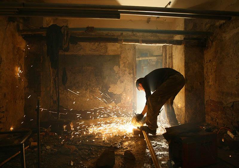 Капитальный ремонт жилого дома