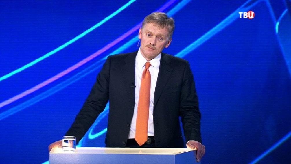 """Дмитрий Песков, программа """"Право знать!"""""""