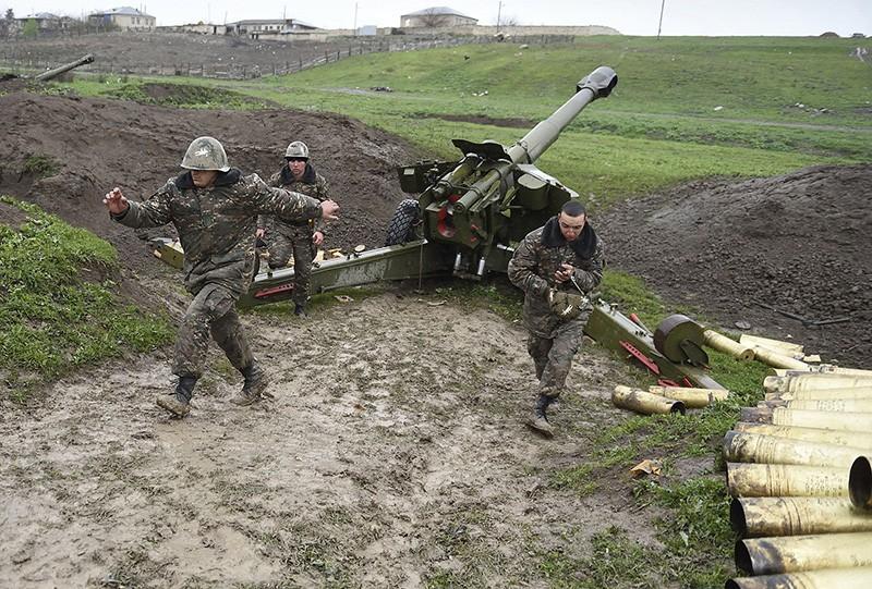 Image result for Азербайджанская армия атаковала