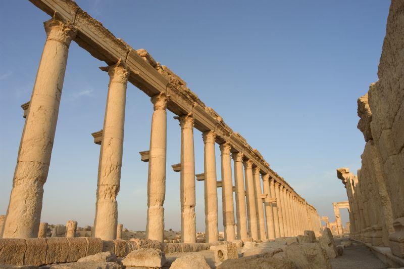 Большая колоннада (до ИГ)