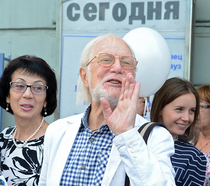 Актер Альберт Филозов