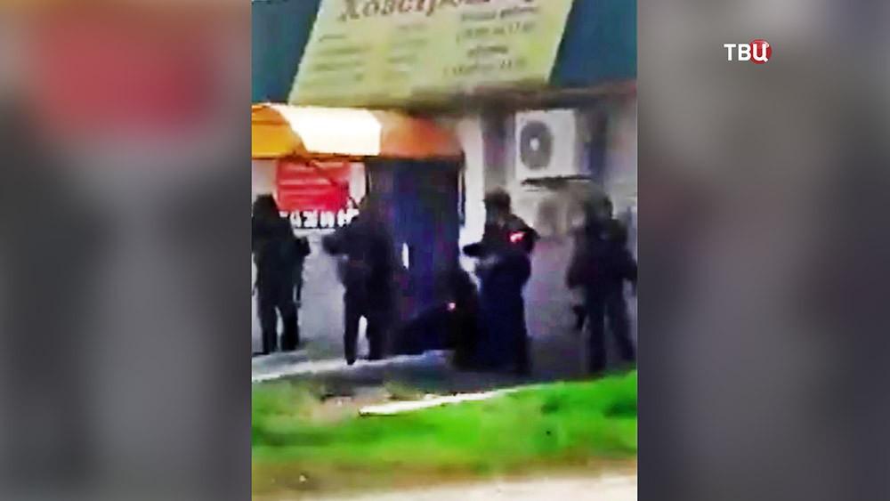 Спецоперация НАК на Ставрополье