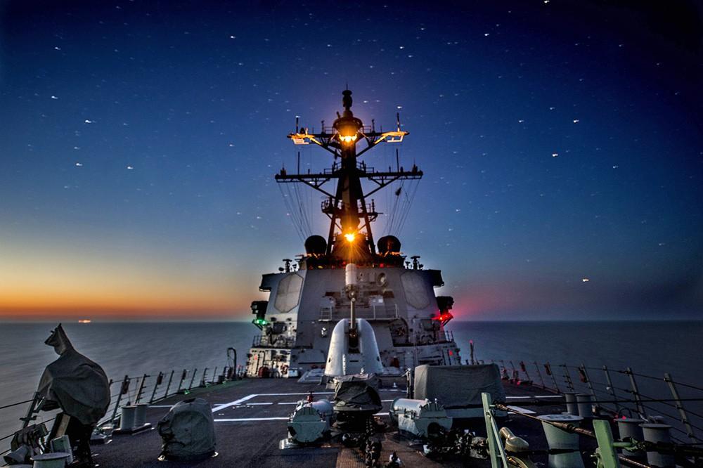 Корабль Donald Cook ВМС США