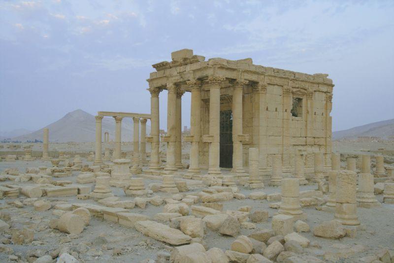 Храм Баалшамина (разрушен ИГ)