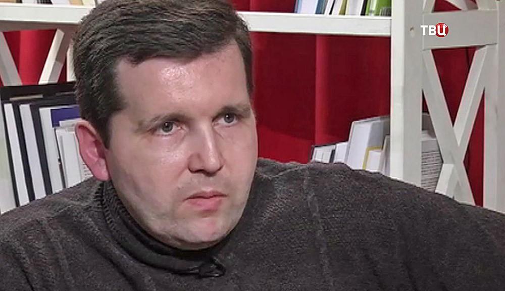 Украинский политолог Андрей Дорошенко