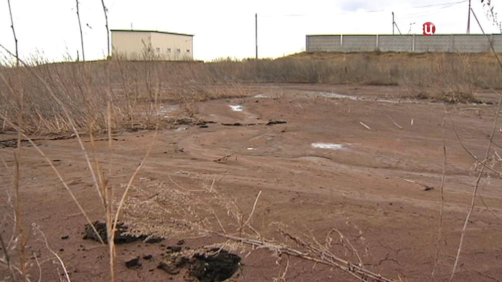 Последствия сброса нечистот с фермы